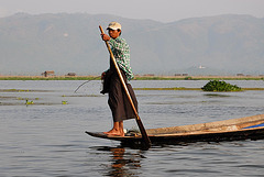 Fisherman's position