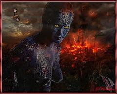 Visage de l'apocalypse