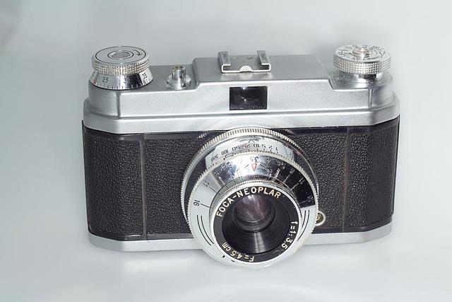 Foca Focasport I, France 1955
