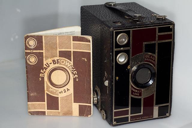 Eastman Kodak Beau Brownie n°2A, Etats-Unis : 1930