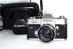 Canon FT QL, Japon 1966