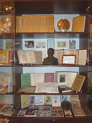 Nove preparita librovitrino pri d-ro Zamenhof en E-Muzeo Svitavy