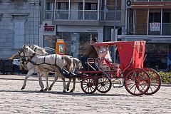 20120316 7814RAw [TR] Izmir, Fiaker