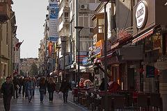 20120316 7791RAw [TR] Izmir, Fussgängerzone
