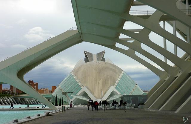 València - Cité des Arts et des Sciences