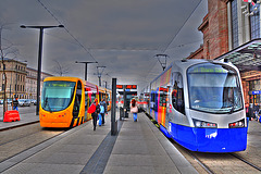 tram train Mulhouse