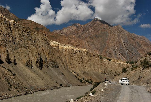 Spiti Valley @ 3,800 meters.