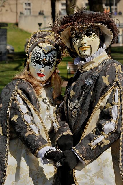 Carnaval vénitien d'Aix-les-Bains...