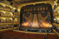 Mariinski-Theater - ganz großes Kino!!