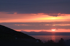 South Uist Sunset