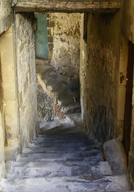 Escalier Josaphat