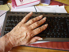 Dame Christiane /  Sa Main de Dominatrice - Her Dominatrix Hand.