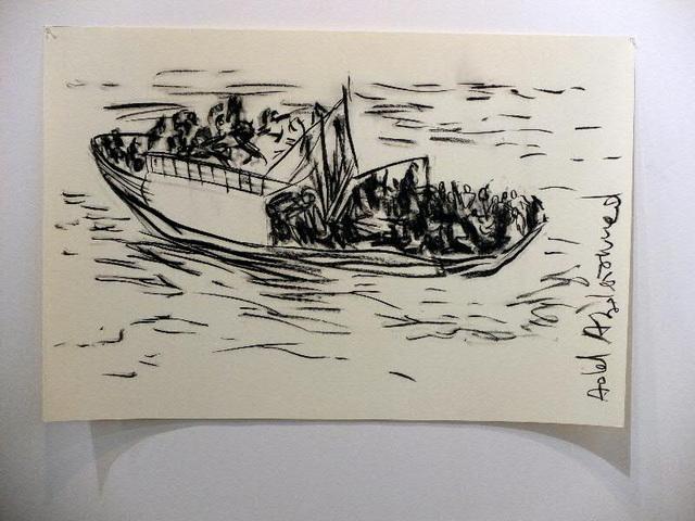 Kunst der Migration