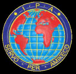 Emblemo de International Police Association (IPA)