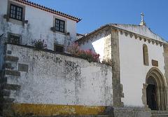 Óbidos, Chapel of São Martinho