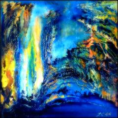 """""""La Source"""" de Joëlle Chen"""