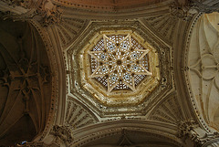 Cúpula del crucero. Catedral de Burgos