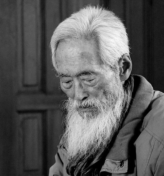 devenir vieux...: le patriarche de Naeri