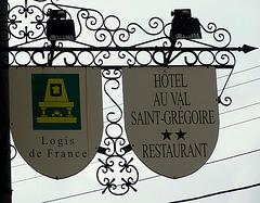 Hôtel au Val St Grégoire