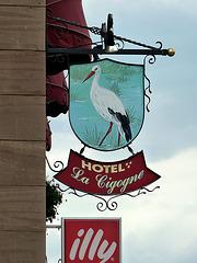 Hôtel la Cigogne