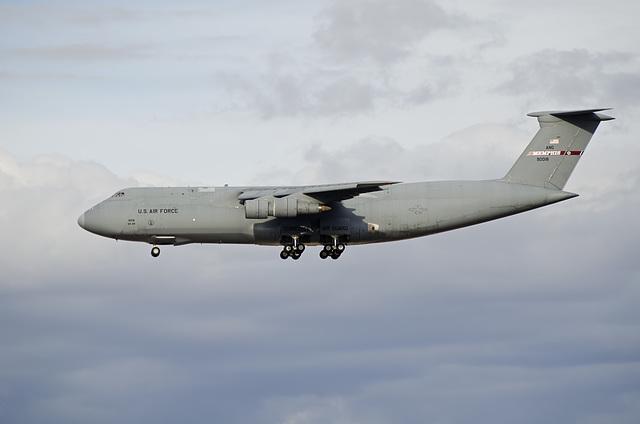 Lockheed C-5A Galaxy 69-0018