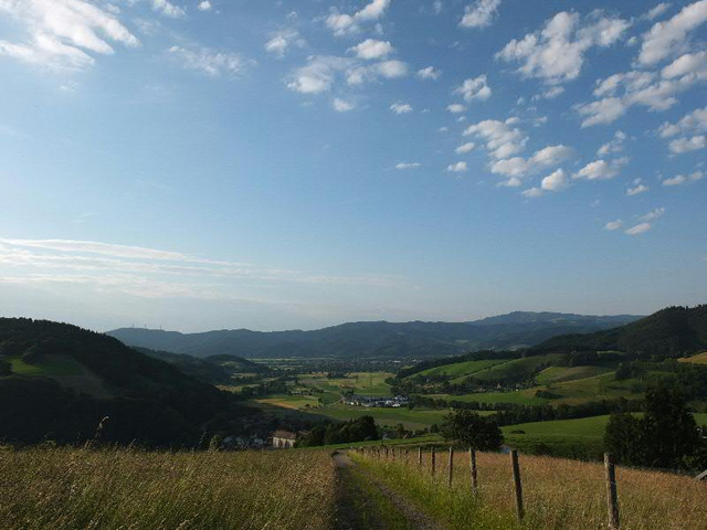 Oberried - Feldberg - Oberried