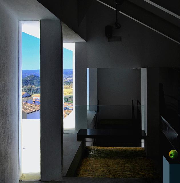 Interior - Exterior