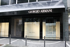 Goethestrasse-Armani