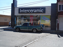 Interceramic truck / Camion  Intercéramique