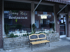 Jimmy Mac's restaurant  - 13 juillet 2010