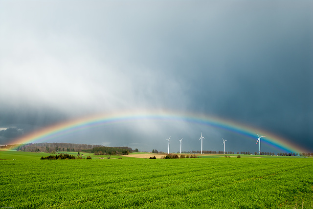 Alb-Regenbogen