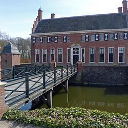 Nederland - Uithuizen, Menkemaborg