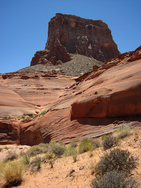 Hike To Tower Butte (2588)