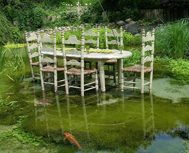 Ipernity d co du jardin by valeriane - Deco jardin rost saint etienne ...