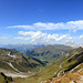 Blick vom Gafierjoch (Montafon-Austria)..