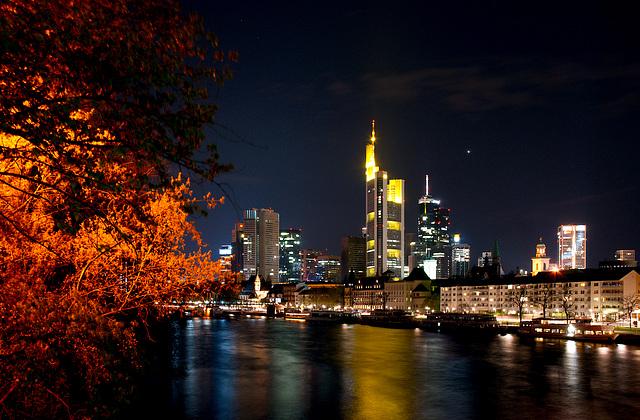 frankfurter skyline jetzt mal richtig