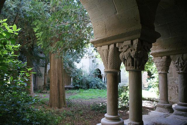460 - Claustre de Sant Benet de Bages