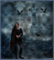 La Dame aux corbeaux
