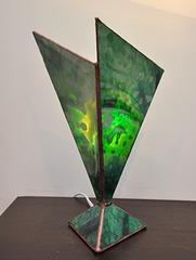 Exposition de lampes à Vertus (Marne)