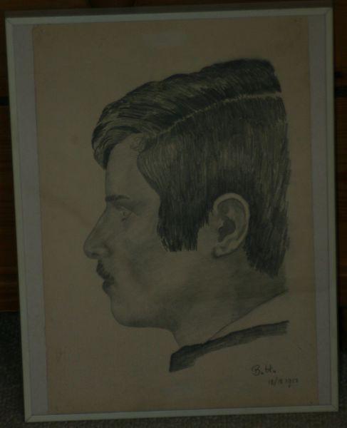 1968 Selbstportrait-II web