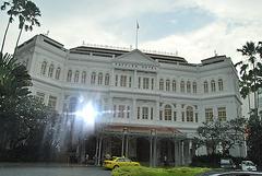 Raffles Hotel Singapour
