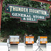 Thunder mountain general store /  11 juillet 2010