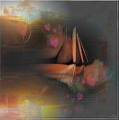 Vaisseau......Chacun la même angoisse Sur le même bateau