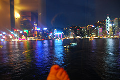 Une nuit à HongKong