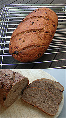 WGB Challenge #38: Hutzelbrot with Dried Fruit