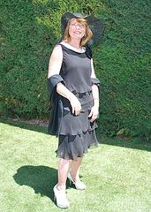 Dame Martine en talons hauts / Lady Martine in high heels  - 9 juin 2011