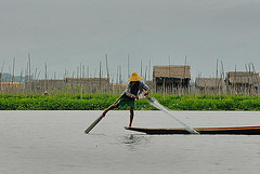 Life on the Inle lake