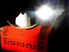 Sombrero mexicano que he visto en Parral