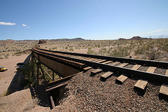 Eagle Mountain Railroad Trestle (3797)