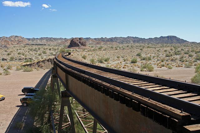 Eagle Mountain Railroad Trestle (3798)